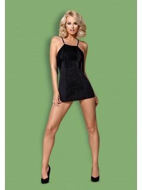 Vestido Obsessive 824 negro