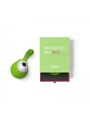 Estimulador MR. PIXY Pleasure APP-verde