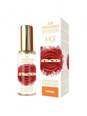 Aromatizador con Feromonas Mango ATTRACTION MAÏ