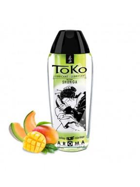 Lubricante Toko Sabor Melón y Mango