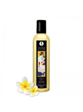 Aceite de masaje Erótico SERENITY MONOI