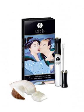 Placer Oral Brillo de Labios Coco