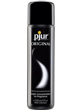 Lubricante Pjur Original 500 ml.