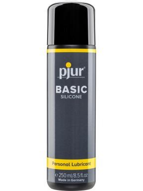 Lubricante silicona Pjur Basic Personal Glide 250 ml