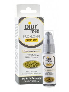 Serum Pjur Retardante Pro-Long