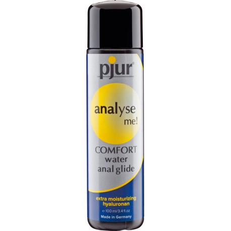 Lubricante Anal Analyse me! Comfort 100ml