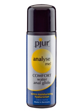 Lubricante Anal Analyse me! Comfort 30 ml.