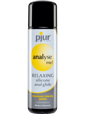 Lubricante Anal Analyse me 250ml