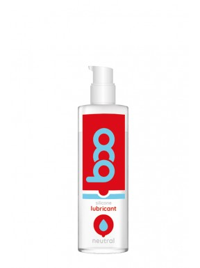 Lubricante BOO base de silicona neutro 150 ml.