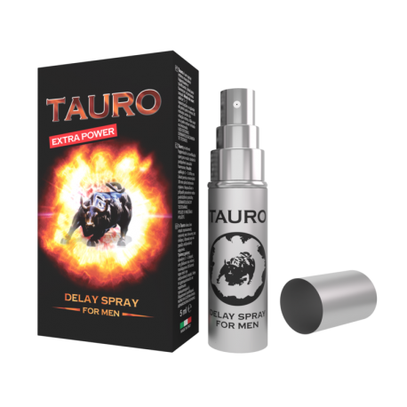 Retardante para hombre TAURO Extra Power