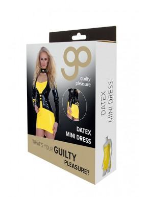 Mini Dress GP Datex amarillo-3