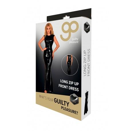 Vestido Largo GP Datex negro-2