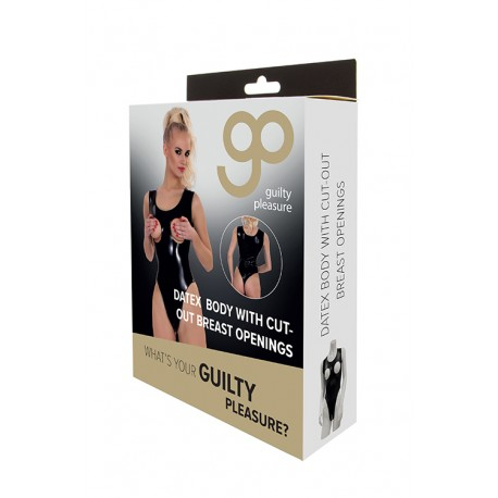 Body Cut-Out Breasts GP Datex negro-4