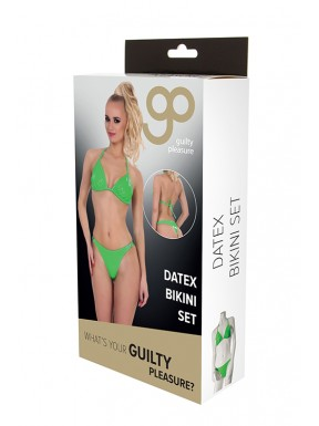 Bikini GP Datex Verde