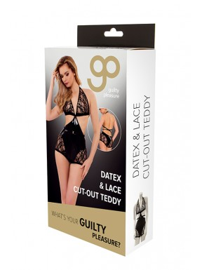 Body GP Datex con Encaje negro