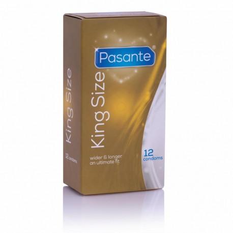 Preservativos Pasante King Size 12 uds.-1