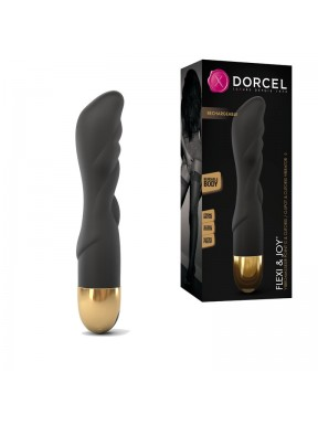 Vibrador Recargable FLEXI & JOY