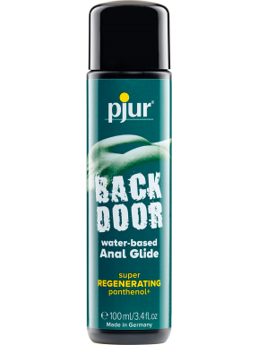 Lubricante Pjur BACK DOOR PANTHENOL 100 ml.