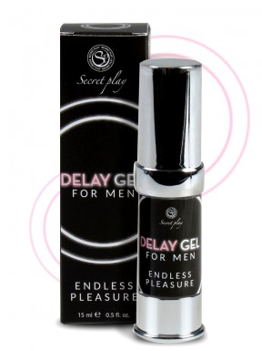 Gel Retardante Para Hombre ENDLESS PLEASURE