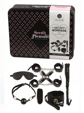 Set de BDSM negro
