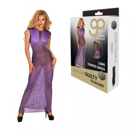 Vestido Largo GP PRINTED DATEX