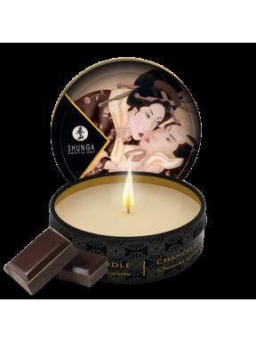 Vela de masaje de Chocolate