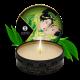 Vela de masaje Te Verde