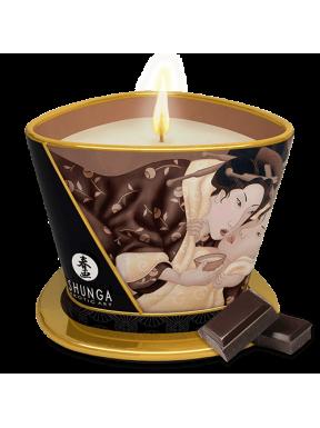 Vela de masaje de Chocolate-1