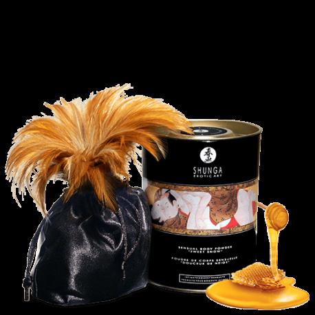 Polvos Sensual Body Powder miel 150ml