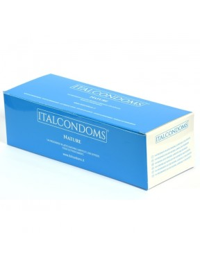 Preservativos ITALCONDOMS Natural 144 uds.