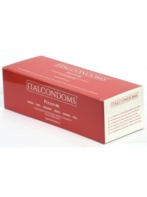 Preservativos ITALCONDOMS Fresa 144 uds.