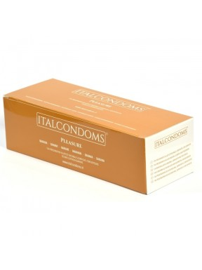 Preservativos ITALCONDOMS Banana 144 uds.