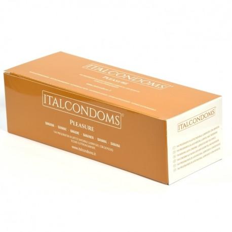 Preservativos ITALCONDOMS Banana 144 uds.