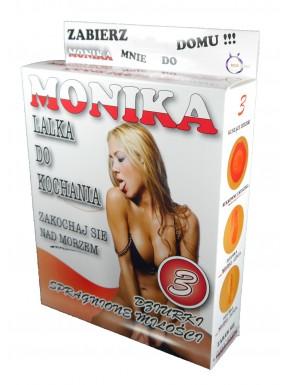 Muñeca Hinchable Monika