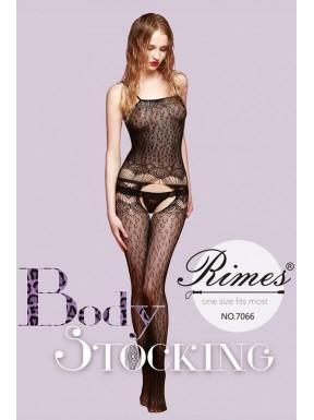 Bodystocking Rimes 7066 negro