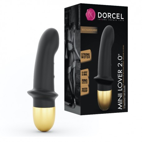 Vibrador Mini Lover Marc Dorcel 2.0