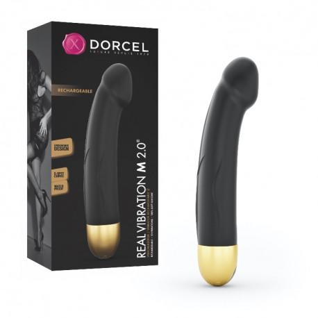 Vibrador Recargable Marc Dorcel 2.0-negro