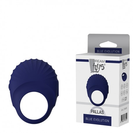 Anillo Vibrador PALLAS Blue Evolution