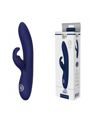 Vibrador Doble THEMIS Blue Evolution