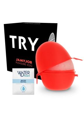 Huevo Masturbador JAMYJOB TRY