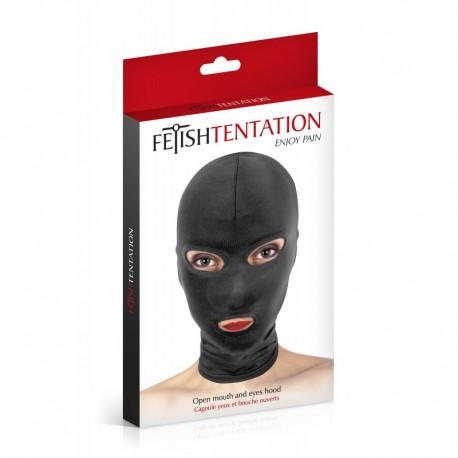 Máscara Capucha SPANDEX 3 Abertura-1