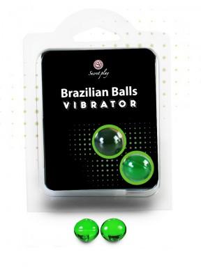 Set de 2 Brazilian Balls Efecto Vibración