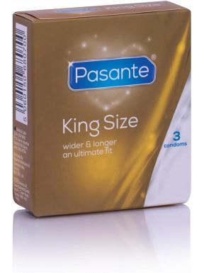 Preservativos Pasante King Size 3 uds.