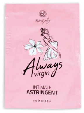Monodosis Astringente Femenino ALWAYS VIRGIN