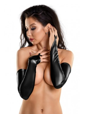 Guantes KELLY Glossy WETLOOK-1