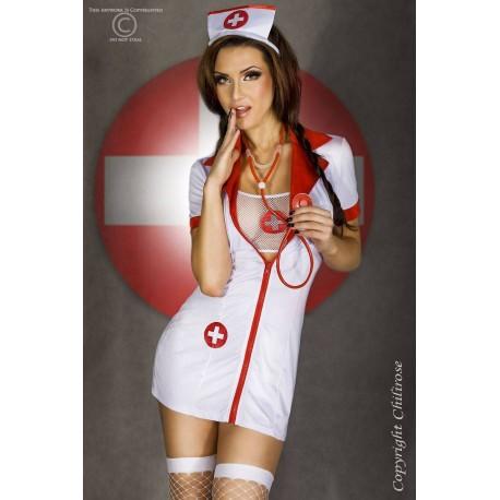 Disfraz de Enfermera Sensual-2