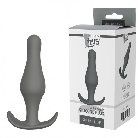 Plug Anal T-HANDLE M Dream Toys-3