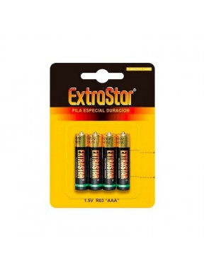 Pilas ExtraStar AAA