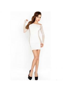 Dress Woman BS025-blanco