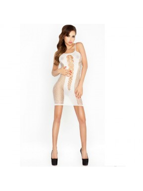 dress woman bs027-blanco